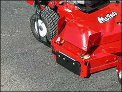 Chute Blocker, Blade Blocker WB-1 for Walk-Behind Mowers