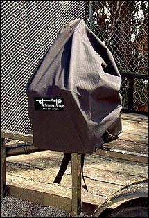 Backpack Blower / Sprayer Covers