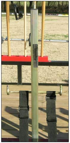 Backback Sprayer Rack, SR-1
